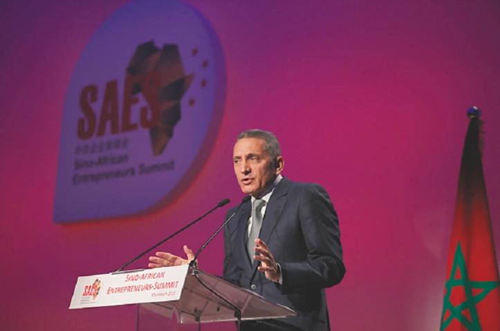 Franc succès pour la première édition du Sino-African entrepreneurs summit