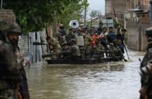 L'Inde en proie à des inondations meurtrières