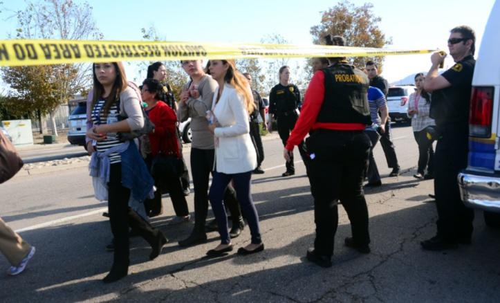 Une fusillade en Californie fait au moins 14 morts