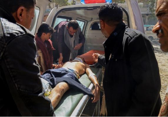 L'ONU dénonce le bombardement d'un hôpital de MSF au Yémen