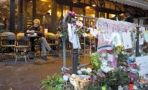 """Réouverture de """"La Bonne bière"""", l'un des établissements parisiens visés par les attentats de Paris"""