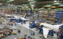 La construction de la deuxième usine Stelia Aerospace à Nouaceur va bon train
