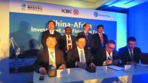 Convention de financement avec la plus grande banque chinoise au monde