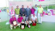 Les golfeurs marocains s'illustrent au King Hamad Trophy à Bahreïn