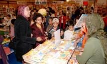 Deuxième édition du Salon du livre de l'enfant et de la jeunesse