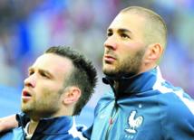 Benzema n'est plus sélectionnable en Bleu