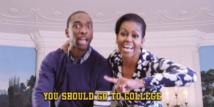 Michelle Obama rappe pour la bonne cause