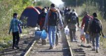 L'UE toujours divisée  pour l'accueil des réfugiés