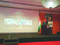 Examen des moyens à même d'améliorer les relations économiques maroco-hongroises
