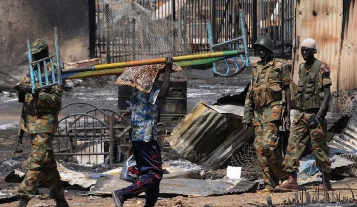 Au Soudan du Sud, la paix n'existe que sur  le papier