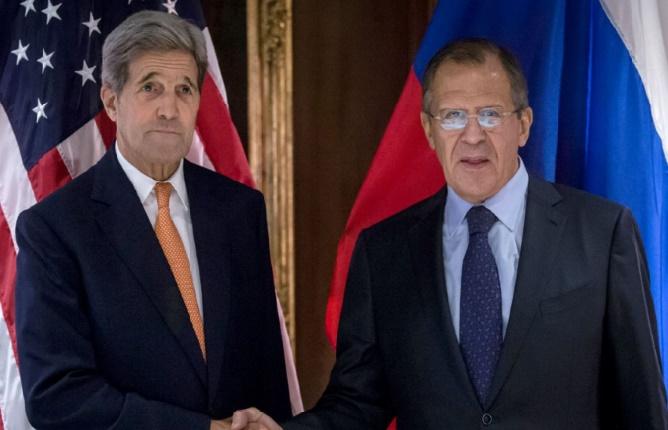 Kerry à Moscou pour trouver un terrain d'entente sur la Syrie