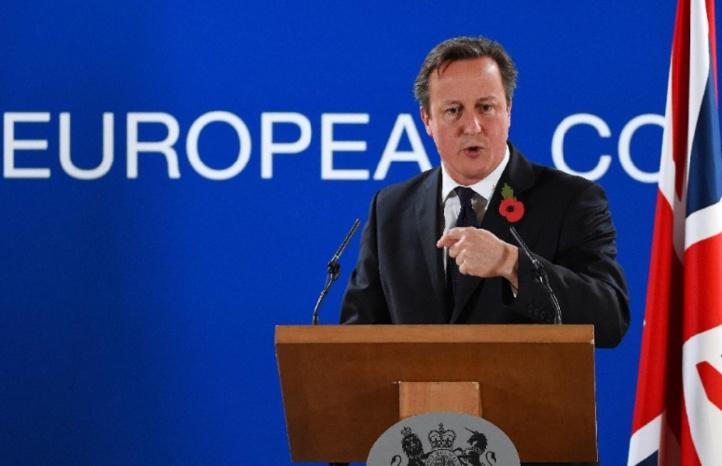 Cameron s'achemine vers des discussions difficiles à Bruxelles