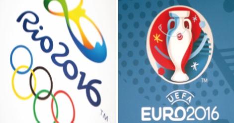 L'Euro et les Olympiades pour oublier le chaos