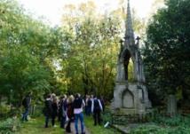 Insolite : Chasseurs de cimetières