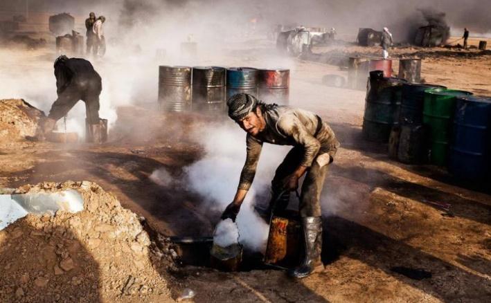Une résolution de l'ONU vise  l'EI et son financement par le pétrole