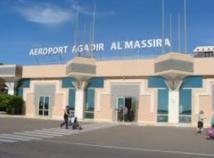 Plus de 1.232.000 passagers ont transité par l'aéroport d'Agadir Al Massira