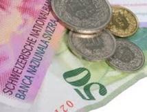 La Suisse a bloqué plus de 50 millions de francs suisses
