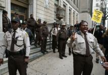 Annulation surprise du procès du policier de Baltimore