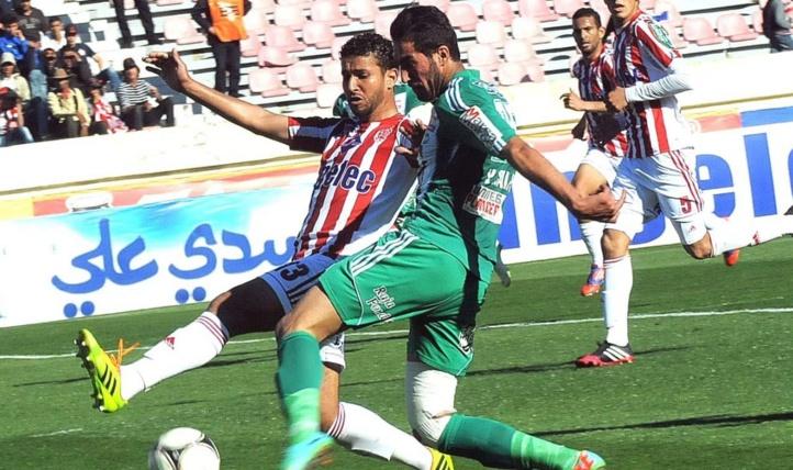Le derby casablancais domine de son grand éclat l'espace footballistique national