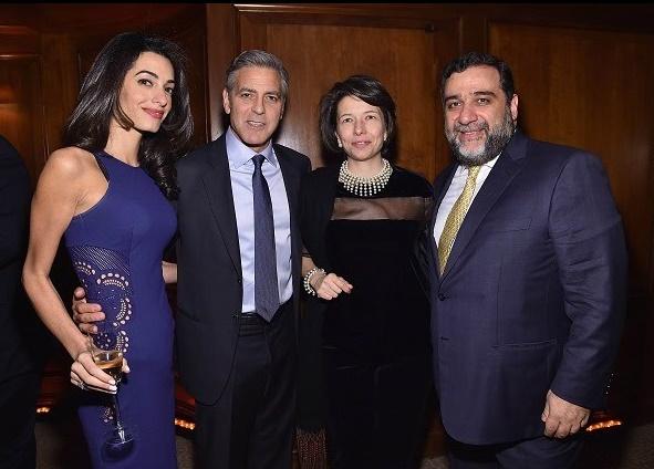 Amal Clooney lance une bourse d'études annuelle destinée aux jeunes Libanaises !