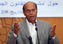 Marzouki lance un nouveau parti en Tunisie