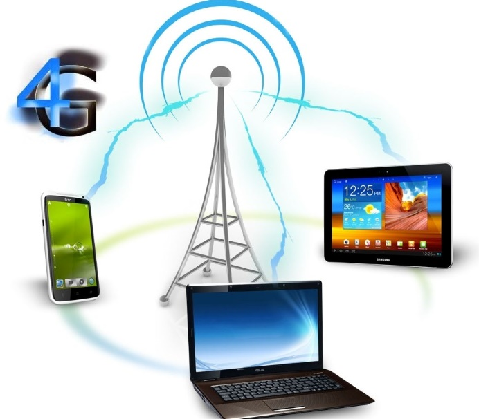 Le lancement de la 4G booste le marché des télécoms