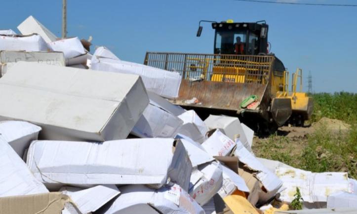 La Russie impose un embargo alimentaire à l'Ukraine
