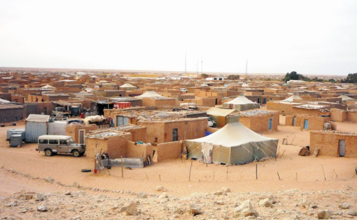 Levée de boucliers contre le Polisario