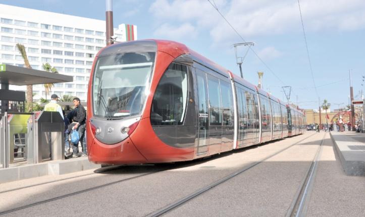 La première ligne de tramway affiche un taux record de fréquentation