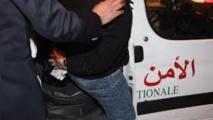 Arrestation à Inezgan de deux individus soupçonnés de vol avec violence sous la menace de l'arme blanche