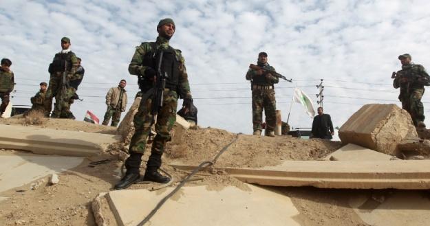 Les forces irakiennes sont entrées dans le centre de Ramadi