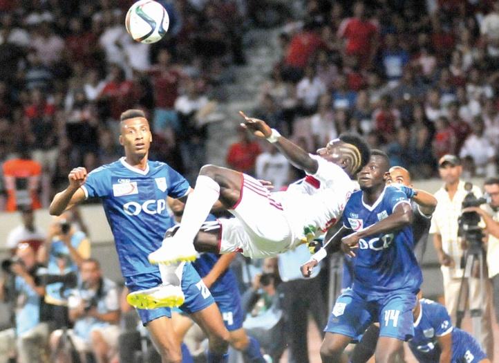 Vers l'augmentation du nombre des joueurs étrangers dans les clubs marocains