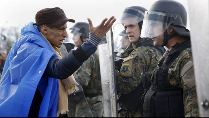 Vrais Marocains Faux Syriens
