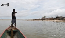 Un village ivoirien historique victime de la montée des eaux
