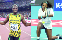 Usain Bolt et Serena Williams, Champions des champions 2015