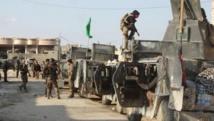 L'armée irakienne prépare  l'assaut final contre l'EI à Ramadi