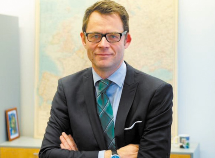 Matjaz Gruden : Des menaces planent sur la liberté d'expression