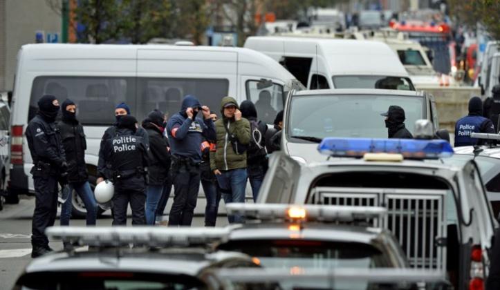 Arrestation de deux personnes soupçonnées de préparer des attentats à Bruxelles