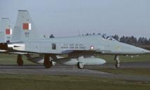 Un F-16 bahreïni s'écrase en Arabie Saoudite