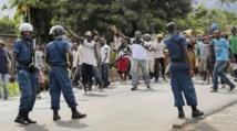 L'UA envisage des sanctions contre les acteurs de la crise au Burundi