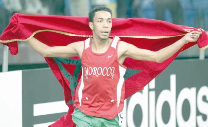 Abdelati Iguider Retour gagnant