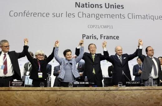 Entente sur le climat à la COP21