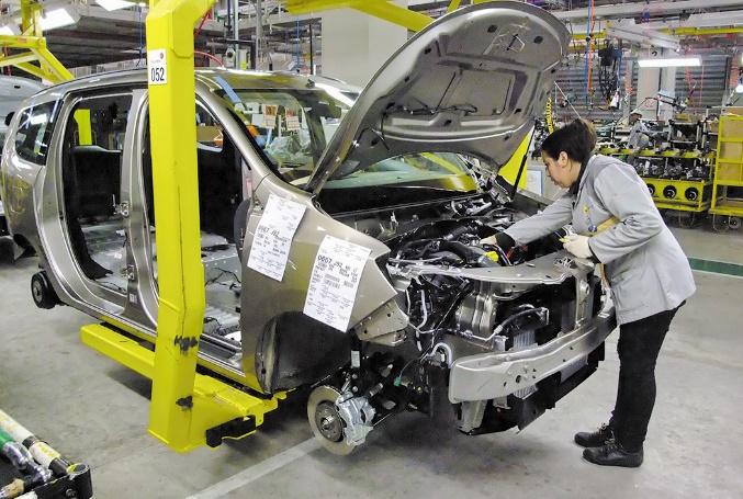 Le secteur automobile accélère la cadence