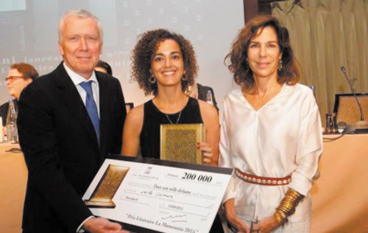 Leila Slimani : Première femme lauréate du Prix littéraire de la Mamounia