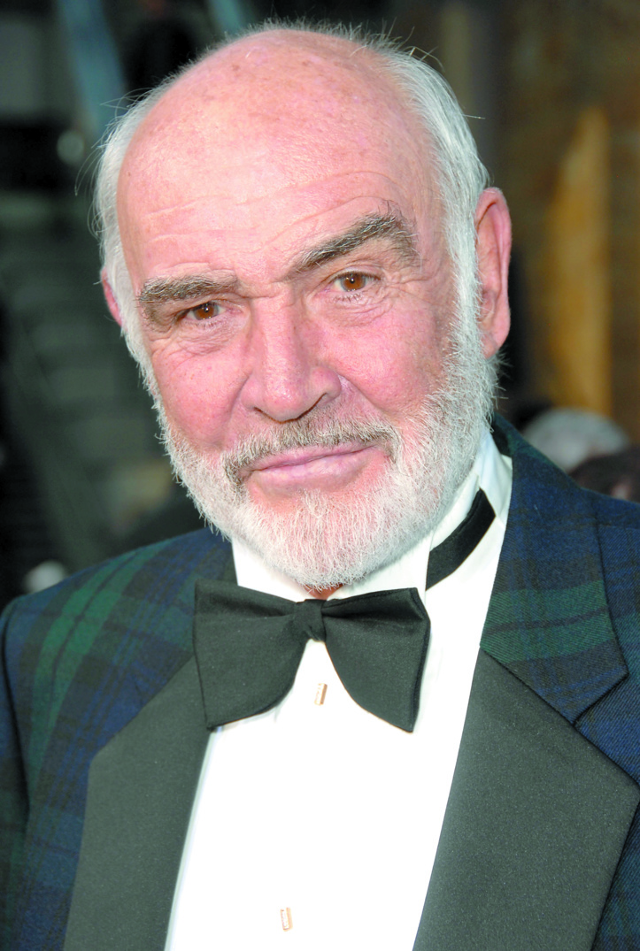 Le premier job des stars: Sean Connery