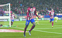 L'Atletico nouveau leader de la Liga