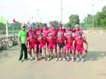 La sélection marocaine remporte  le 46ème Tour international d'Egypte