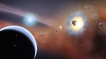 Les comètes géantes pourraient aussi menacer la Terre