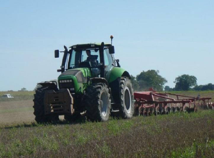 Prémices d'une année agricole moyenne