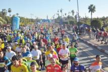 Le Marathon international de Marrakech soufflera sa 27ème bougie